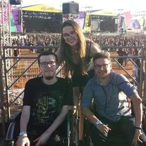 João Rock garante acessibilidade a pessoas com deficiência