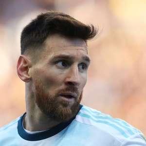 Conmebol suspende Messi por 3 meses por acusação de ...