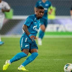 Malcom estreia pelo Zenit em jogo marcado por racismo
