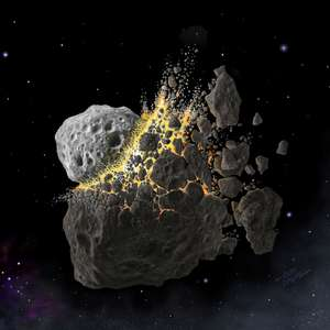 Estudantes descobrem asteroide em direção à órbita da Terra