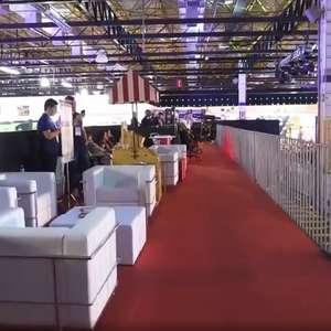 Players e visitantes viram estrelas em camarote da BGS 2019
