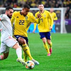 Espanha empata com a Suécia e se garante na Euro 2020