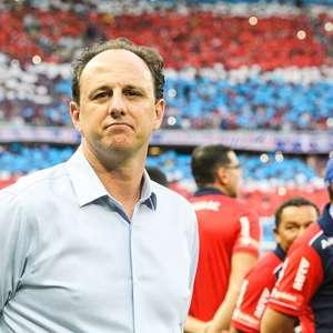 Rogério Ceni pode eliminar o São Paulo pela primeira vez