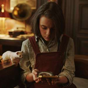 Elenco confirma 2ª temporada de 'His Dark Materials'