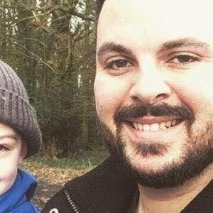 """Virar pai me ajudou a aceitar meu autismo"""