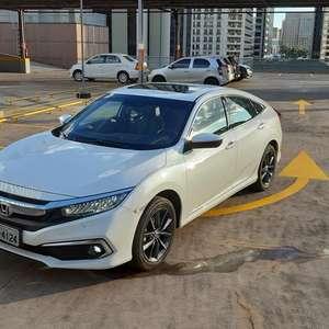 Honda Civic mais acessível passa a custar R$ 102 mil