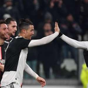 Com gol de Cristiano Ronaldo, Juventus elimina a Roma
