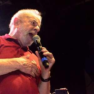 PT usa Lula na campanha de SP para conter apoio a Boulos