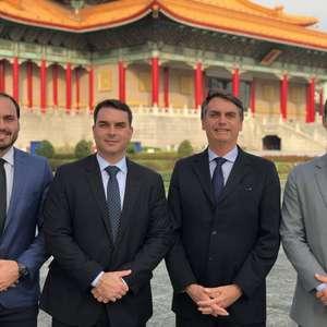 """Bolsonaro acusa Dallagnol e MP de """"perseguição"""" à família"""