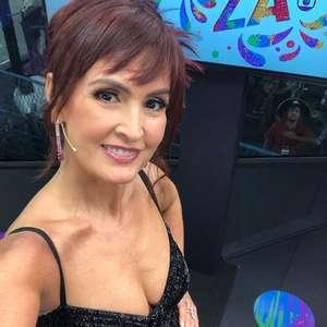 Entenda por que Fátima usou cabelo ruivo no Carnaval