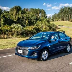 América Latina 2020: Chevrolet Onix Plus na 7ª posição