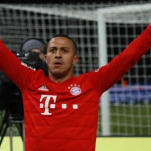 Liverpool acerta com o Bayern compra de Thiago Alcântara
