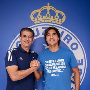 Dirigente do Cruzeiro apoia CBF e quer volta dos estaduais em maio
