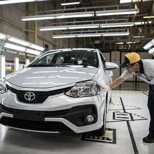 Toyota Etios sairá de linha em abril para dar lugar a SUV