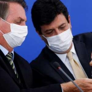 """""""Negacionista desde o início"""", diz Mandetta sobre Bolsonaro"""