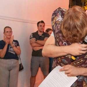 Atleta paralímpico fala da ajuda de suas mães na luta ...