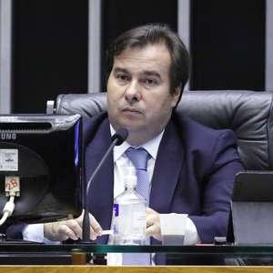 Maia critica Lava Jato e diz que Moro 'virou político'