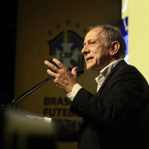 Fla tomou um caminho inadequado, diz secretário-geral da CBF