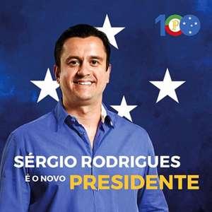 Sérgio Rodrigues vence eleição e será presidente do Cruzeiro