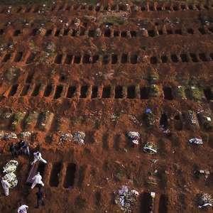 Brasil tem 529 mortes em 24h e se aproxima de 160 mil óbitos