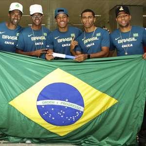 4×100 masculino está credenciado para disputar pódio olímpico