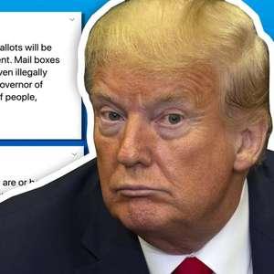 As polêmicas medidas de Trump que afetam empresas de redes sociais