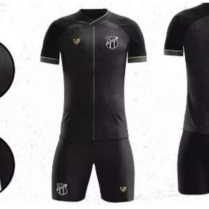 Ceará lança o terceiro uniforme da temporada 2020