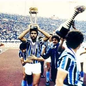 Mundial de 1983 do Grêmio será reexibido na TV aberta neste domingo (31)