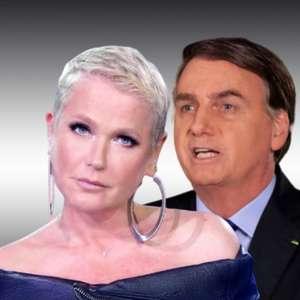 Xuxa vira antiBolsonaro enquanto se reaproxima da Globo