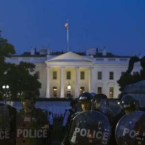 Baleado em frente a Casa Branca estaria planejando ataque