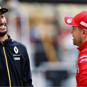 Ricciardo revela conversas com a Ferrari nos últimos anos, mas nega mágoa