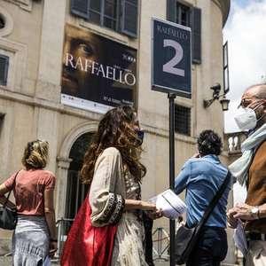 Maior exposição sobre Rafael Sanzio é reaberta
