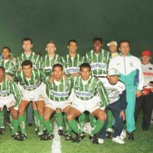 Ataque imparável: Luizão relembra Paulista de 1996 e aposta em Luxemburgo no Palmeiras