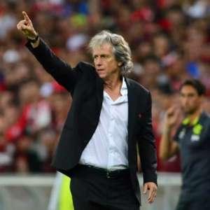 Jorge Jesus renova com o Flamengo até 2021