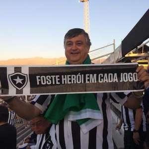 Grupo de sócios do Botafogo declara apoio à candidatura de Durcesio