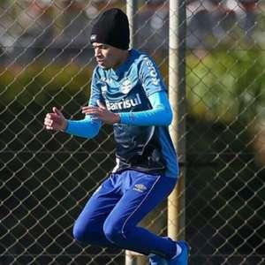 Grêmio começa mais uma semana focado nos treinos físicos