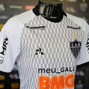 Atlético-MG lança nova camisa de treino para jogadores e comissão técnica