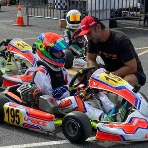Kart: Enzo Vidmontiene conquista top-5 em Orlando e segue entre os líderes nos EUA