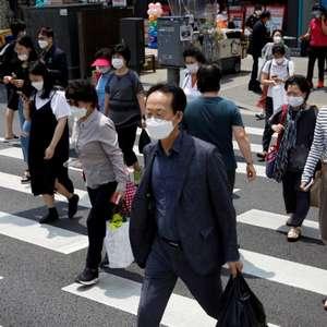 Coreia do Sul diz que crianças com síndrome ligada à Covid-19 tiveram outra doença