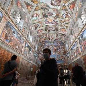 Médicos e enfermeiros terão entrada grátis em Museus do Papa
