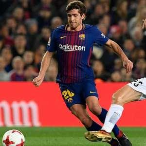Manchester City aguarda resposta do Barcelona por Sergi Roberto