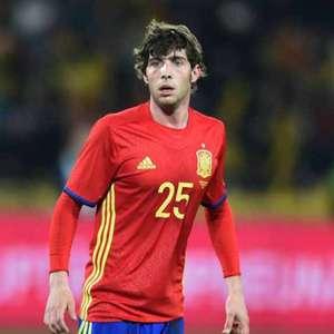 Manchester City busca a contratação de Sergi Roberto, do Barcelona