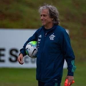 Antecipado por Jorge Jesus, anúncio do 'Fico' gera surpresa no Flamengo