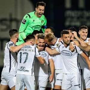 Zagueiro Pepe lamenta as falhas que levaram o Porto ao fracasso