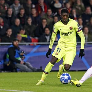 Juventus estuda a contratação de Dembélé