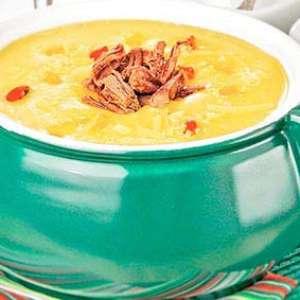 7 receitas de sopa de fubá perfeitas para o inverno