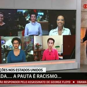 'Globo Repórter' exibirá 'Em Pauta' com jornalistas negros