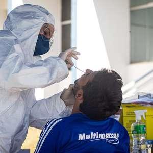 Dois jogadores do Cruzeiro estão com coronavírus