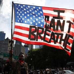 Funeral de Floyd marca 10º dia de atos contra racismo nos EUA
