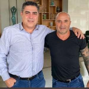 Sette Câmara diz que parte dos salários de Sampaoli 'é doação' de conselheiros do Atlético-MG